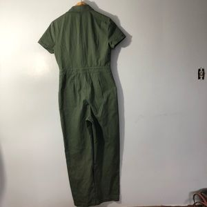 1c92aee180fa Urban Outfitters Pants - NWT Urban Outfitters Canvas Flight Jumpsuit
